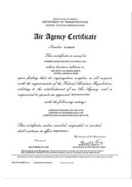Download FAA Part 145 TET PDf