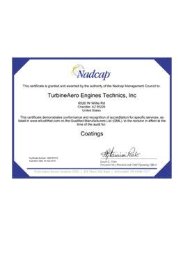 Download Nadcap Coatings TET Chandler PDF