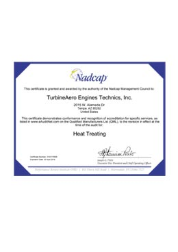 Download Nadcap Heat Treating TET Tempe PDF