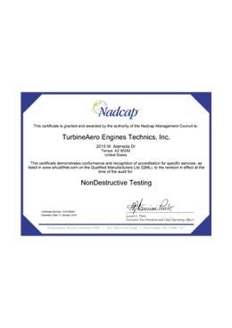 Download Nadcap Nondestructive Testing TET PDF