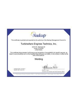 Download Nadcap Welding TET PDF
