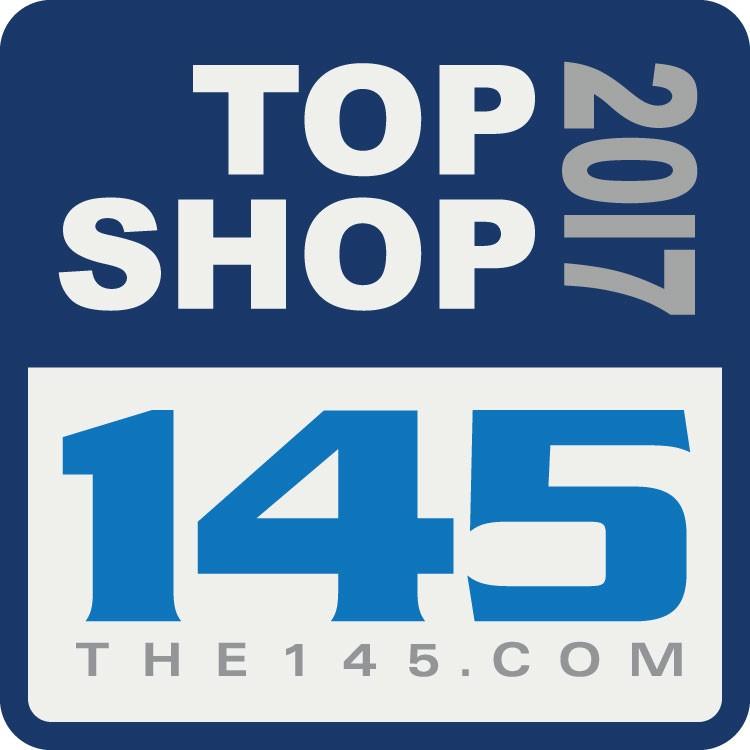 TurbineAero wins 2017 Top Shop Award for Best APU Overhaul and Repair