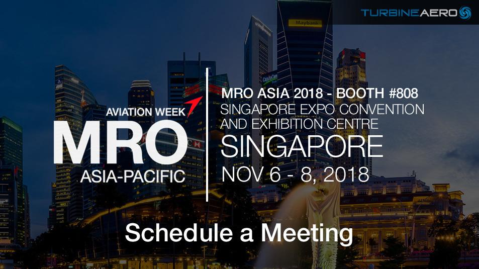 MRO APAC 2018 in Singapore
